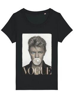 Tricou STANLEY STELLA dama Bowie Negru