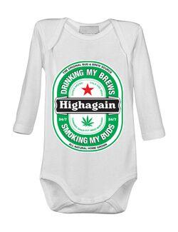 Baby body Highagain Alb