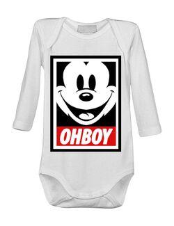 Baby body Oh boy Alb