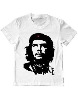 Tricou ADLER copil Che Guevara Alb