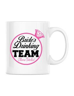 Cana Petrecerea burlacitelor Brides drinking team Alb