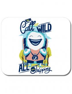 Mousepad personalizat Call of the wild Alb