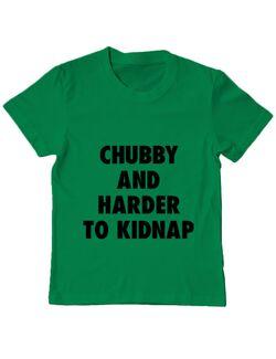 Tricou ADLER copil Chubby Verde mediu