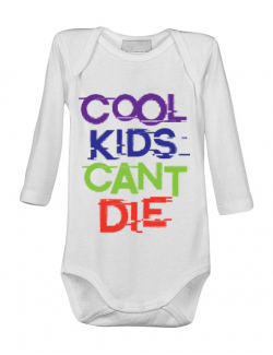 Baby body Cool kids Alb