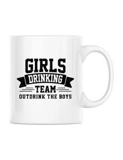 Cana Petrecerea burlacitelor Girls drinking team Alb