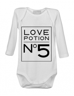 Baby body Love potion Alb