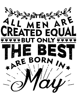 The best men are born in May