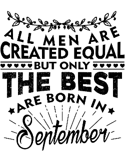 The best men are born in september