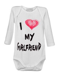 Baby body I love my girlfriend Alb