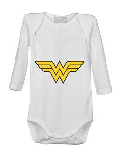 Baby body Wonder woman Alb