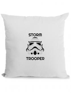 Perna personalizata Storm trooper Alb