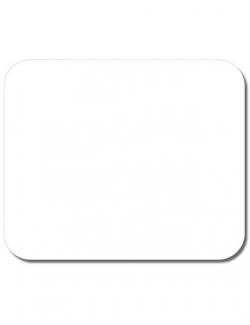 Mousepad personalizat Anti social Alb