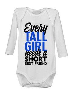 Baby body Tall girl Alb