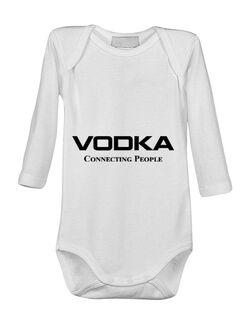 Baby body Vodka Alb