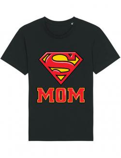 Tricou STANLEY STELLA barbat Super mom Negru