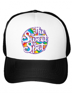 Sapca personalizata The sweet spot Alb