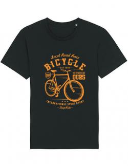 Tricou STANLEY STELLA barbat Bicycle Negru