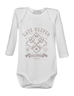 Baby body Gate Keeper Alb