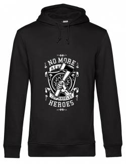 Hoodie barbat cu gluga No More Heroes Negru