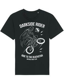Tricou STANLEY STELLA barbat Darkside rider Negru