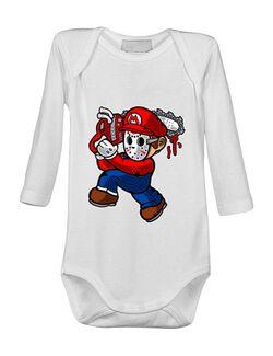 Baby body Mario Massacre Alb