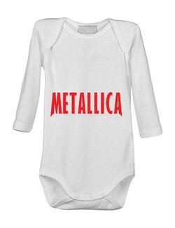 Baby body Metallica 2 Alb