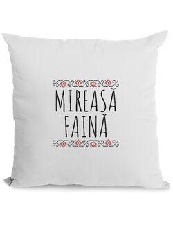Perna Mireasa Mireasa faina Alb