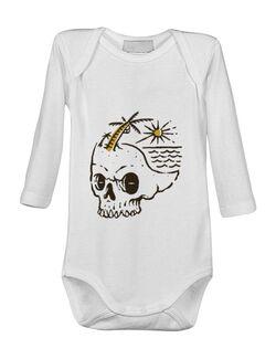 Baby body Skull Island Alb