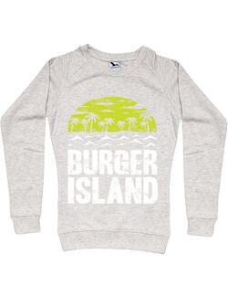 Bluza ADLER dama Burger island Migdala melanj