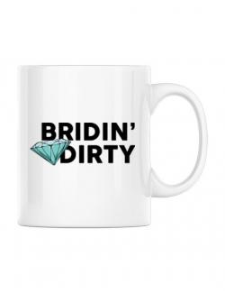 Cana Mireasa Bridin dirty Alb