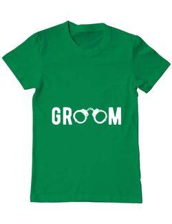 Tricou Mire ADLER Groom Verde
