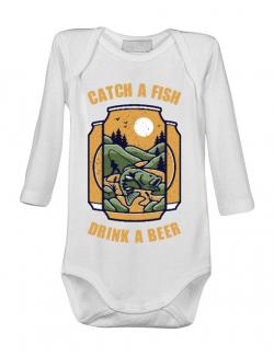 Baby body Catch a fish Alb
