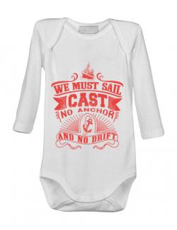 Baby body Cast no anchor Alb
