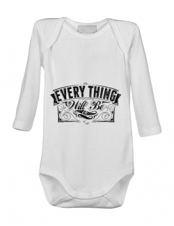 Baby body Everything will be ok Alb