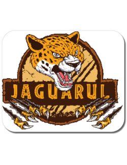 Mousepad personalizat Jaguarul Alb