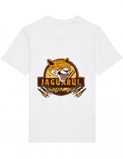 Tricou STANLEY STELLA barbat Jaguarul Alb