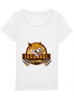 Tricou STANLEY STELLA dama Jaguarul Alb