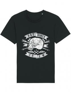 Tricou STANLEY STELLA barbat Skull symbol Negru