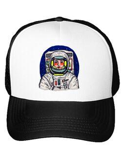 Sapca personalizata I need some space Alb
