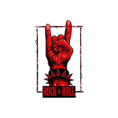 Tricou Rock and Roll