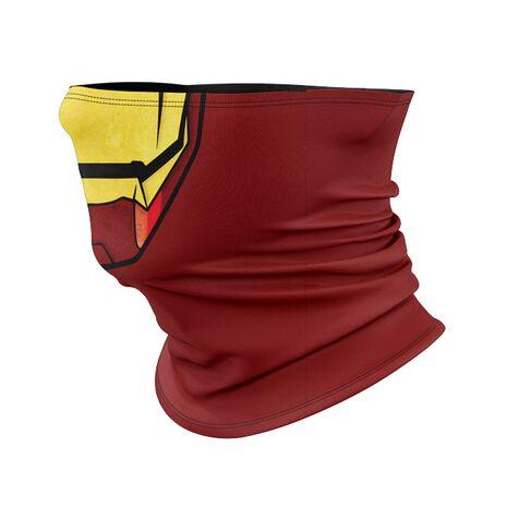 Masca tip cagula moto Iron man
