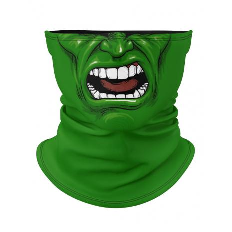 Masca tip cagula moto The Hulk