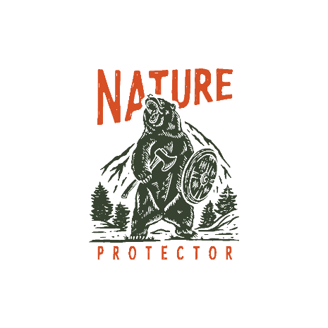 Tricou Nature Protector