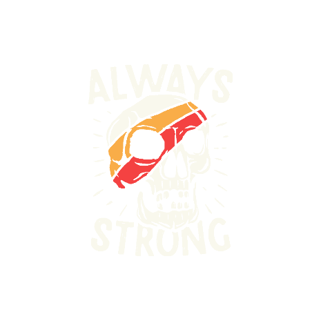 Tricou Always Strong