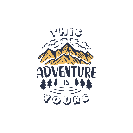 Tricou Adventure is Yours