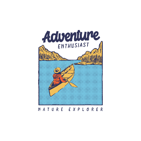 Tricou Adventure Enthusiast