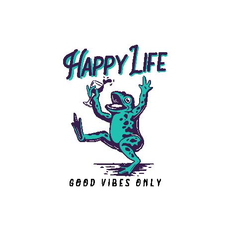 Tricou Happy Life