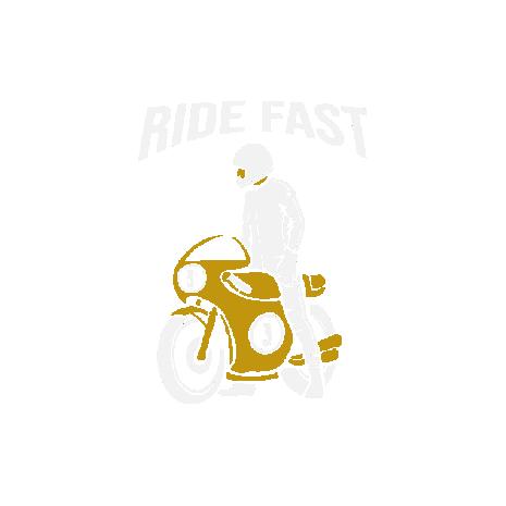 Tricou Ride Fast
