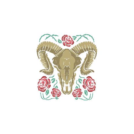 Tricou Lamb Skull