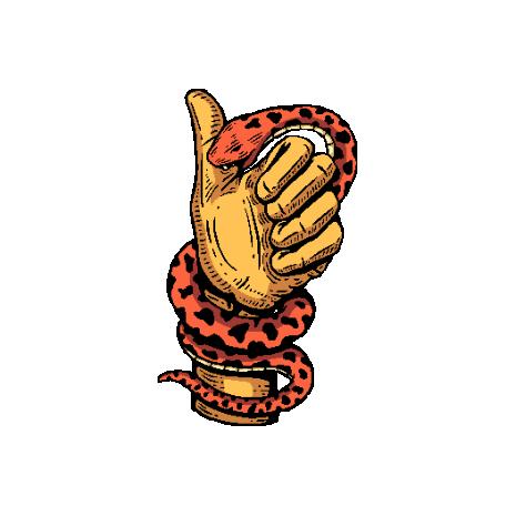 Tricou Snake Bite